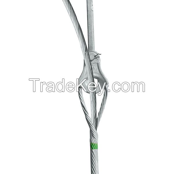 Preformed Tension/Dead end Cable Clamp
