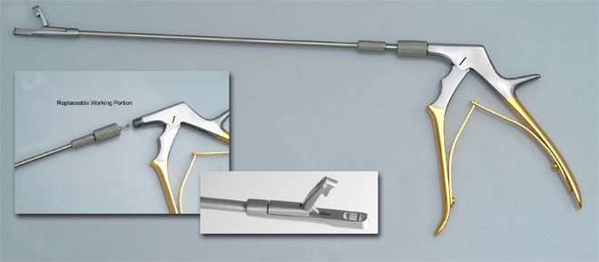 Surgical Gynecological Biopsy Punch Forceps