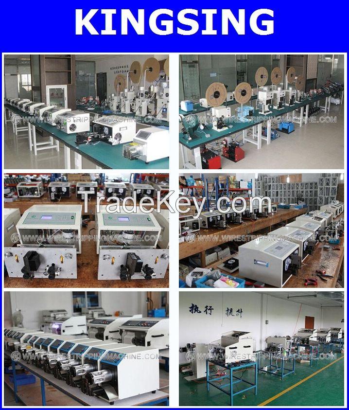 Manual Pneumatic Terminal Crimping Machine KS-5C+ Free Shipping by DHL