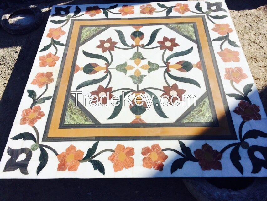 Marble Rangoli