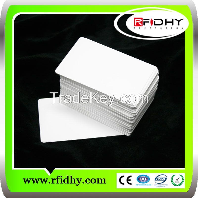 125kHz/13.56MHz Smart RFID Em/ Mifare Card for Identification / Access Control