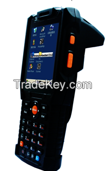 Ultra High Frequency handset machine and install-able machines plus accessories