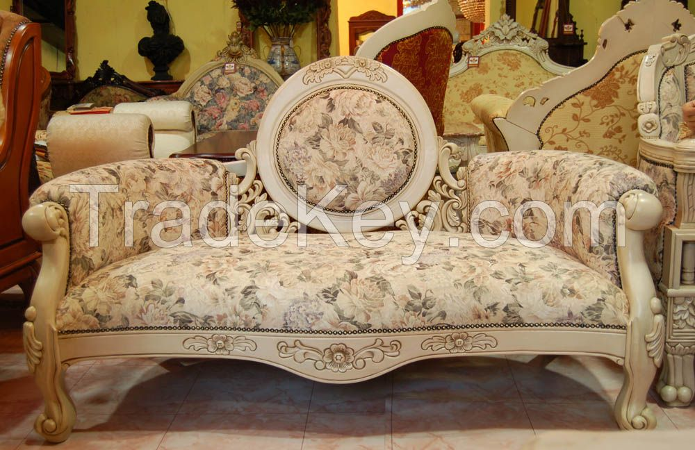 Birch solid wood Decoration home use chair