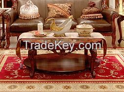 MDF With melamine coffee table living room desk