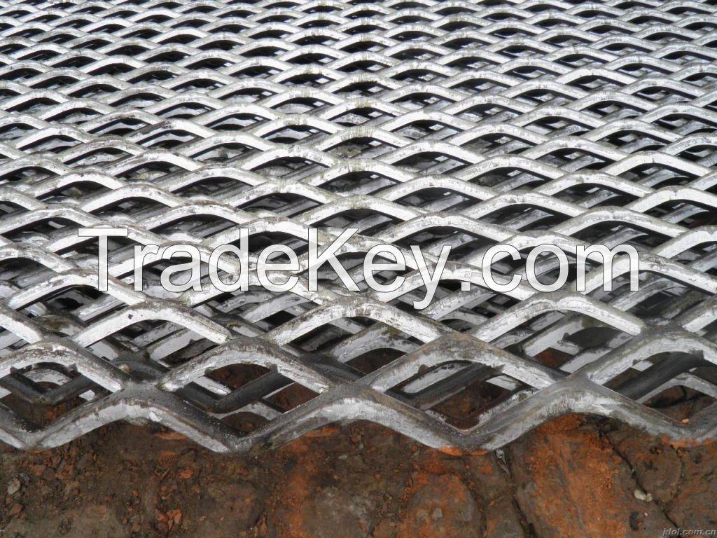 Aluminum Grating