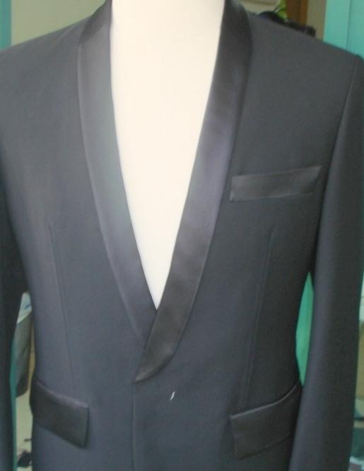 Tuxedo Jacket and Panta