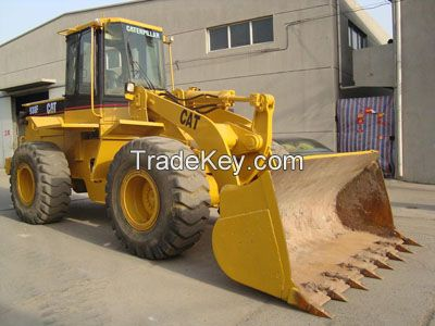 Used Wheeled Loaders CAT 938F