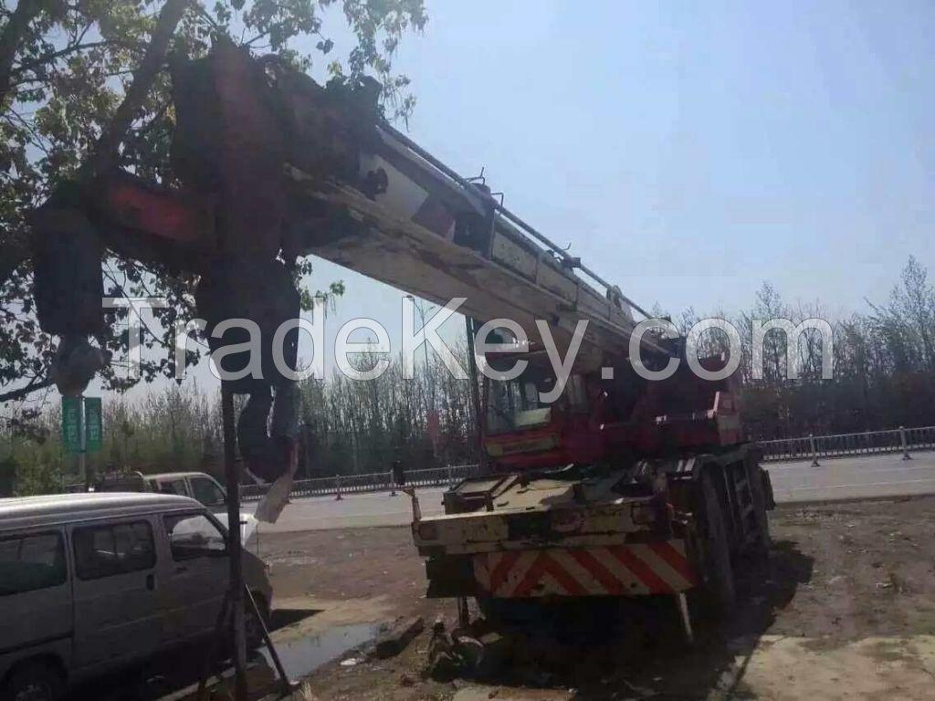 Used KATO SR250 Crane/Kato 25T crane