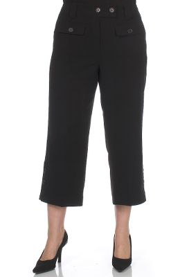 Missy Cropped Pant - Larry Levine