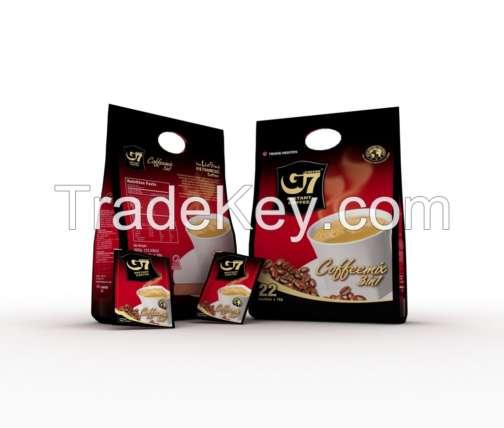 Instant Coffee G7 3 in 1