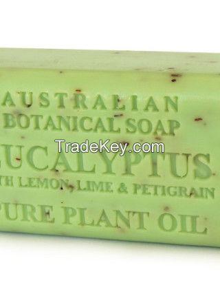 Australian Botanical Pure Plant Oil Soap Eucalyptus