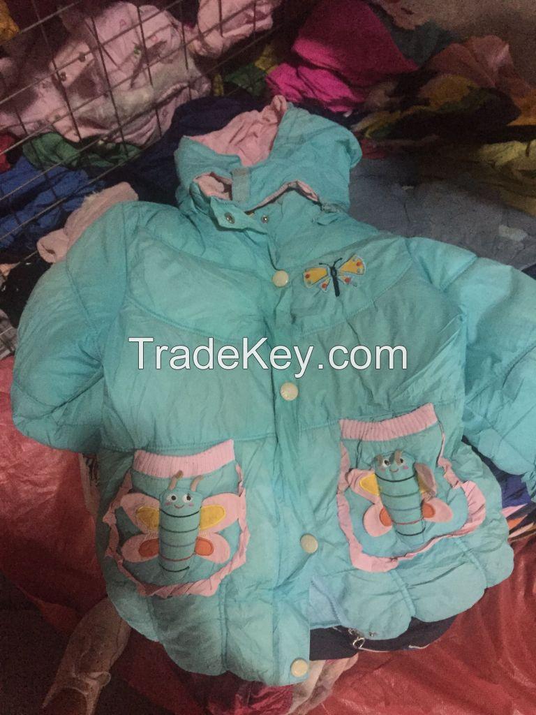 China winter used clothing supplier,China winter used clothing,winter used clothing supplier