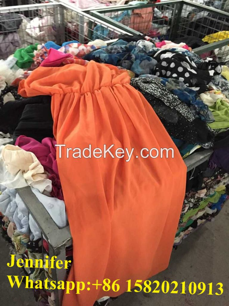 Summer used clothing factory, Second hand clothing factory, Used clothing