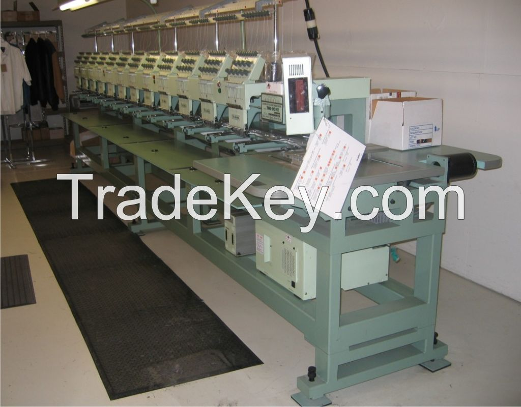 Home Sewing and Embroidery Machines