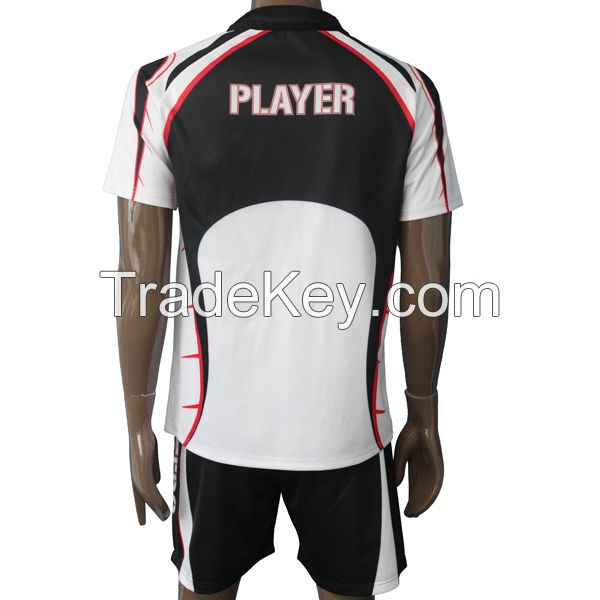 Rugby Sports Uniforms OEM Customized