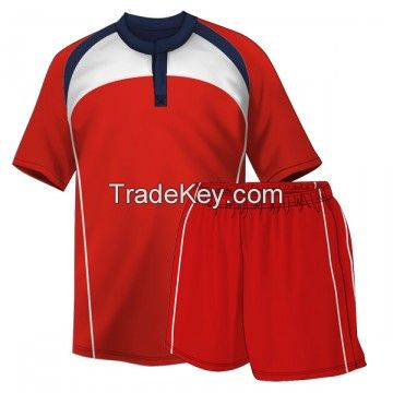 Customized top sell wholesale rugby  Uniform