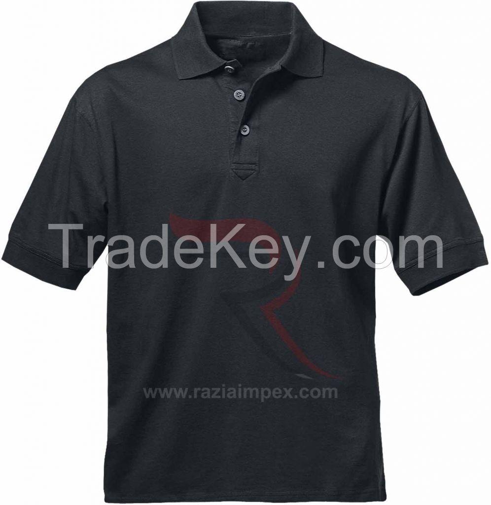High Quality New Design 100% Cotton Custom polo t-shirts