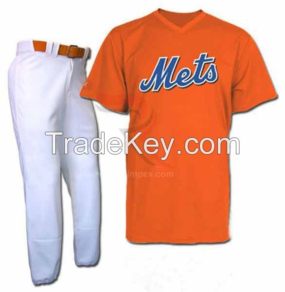 High quality of customized Baseball uniform