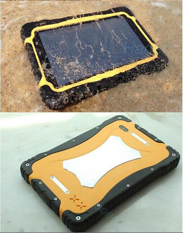 7inch Rugged Tablet PC  IP66 RFID  GPS 3G waterproof dustproof