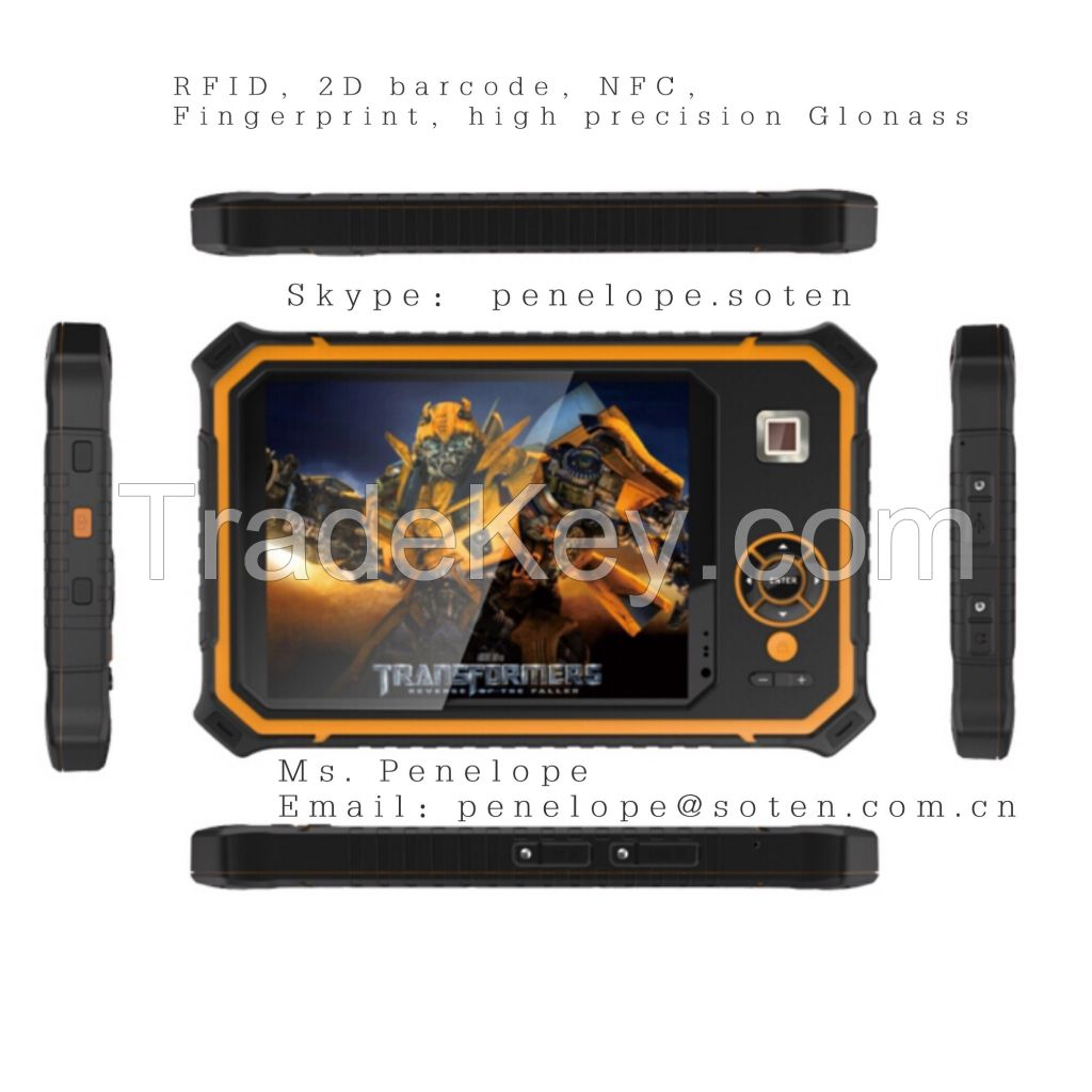 Rugged tablet PC, Industrial computer, PDA