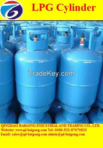 LPG Gas Cylinder with Best Quality Reasonable Price