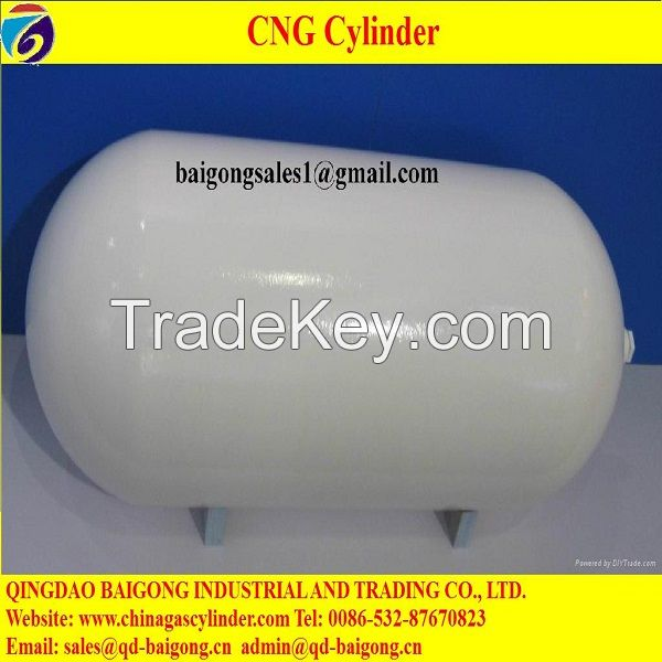 Hot Sale Composite Material CNG Cylinder Price for CNG Gas