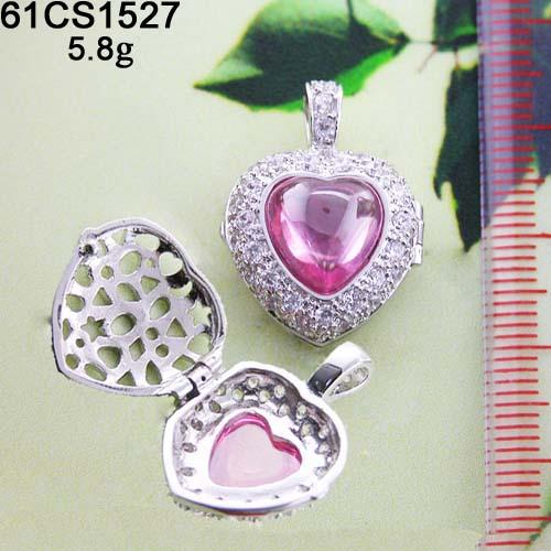 heart box pendant