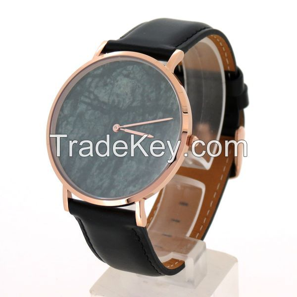 Sell Hot Marble Dial Steel watches