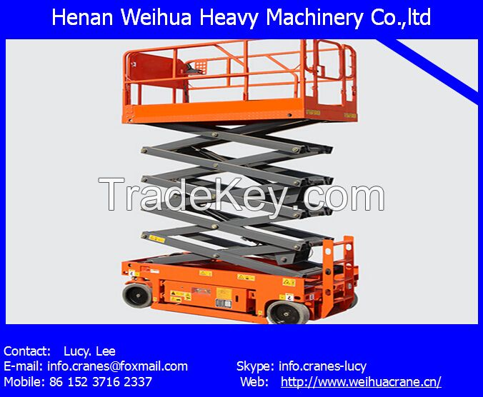high quality lifting platform with CE certification