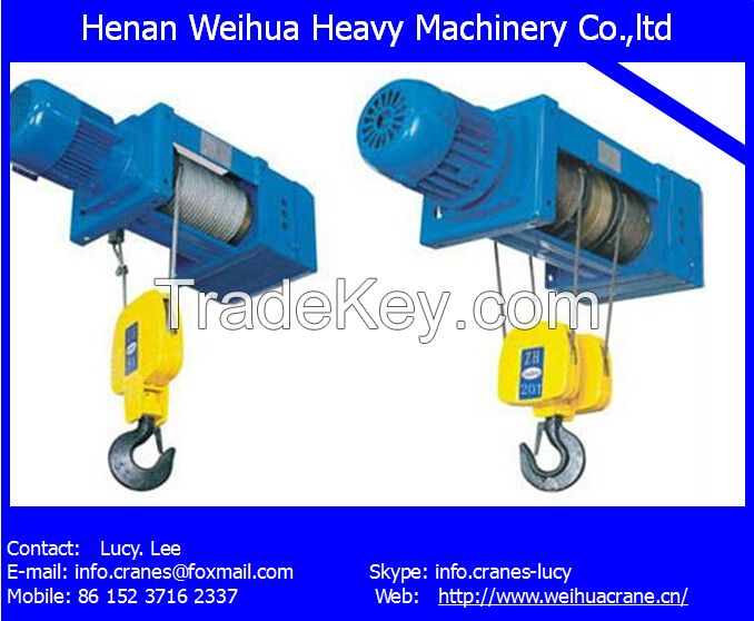 High performance Electric Hoist used for factory