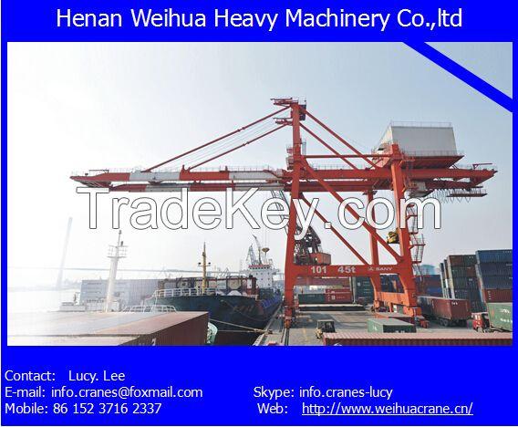ship to shore crane / quay crane/ crane used at shoreside