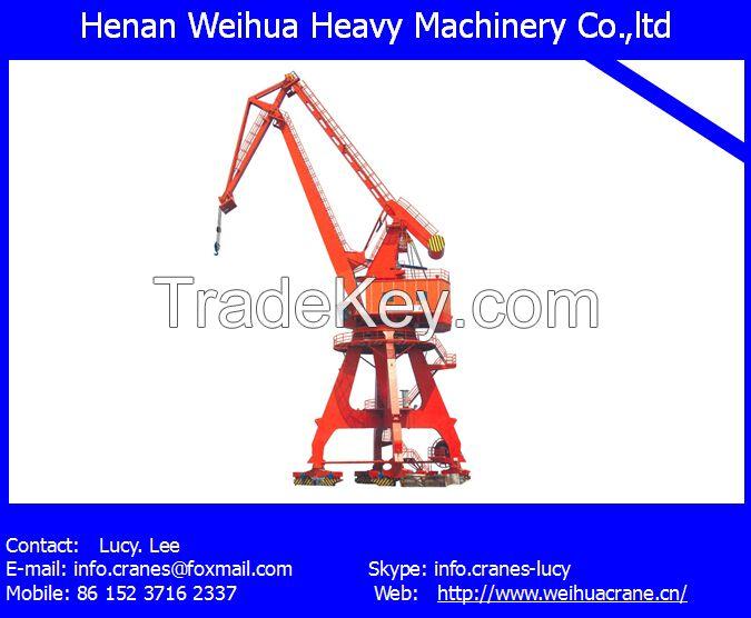 500T new portal crane from HENAN WEIHUA