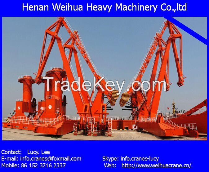200T new portal crane from HENAN WEIHUA