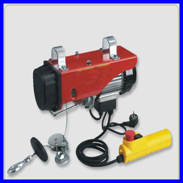 2013 promotion wire rope mini electric hoist 1000kg