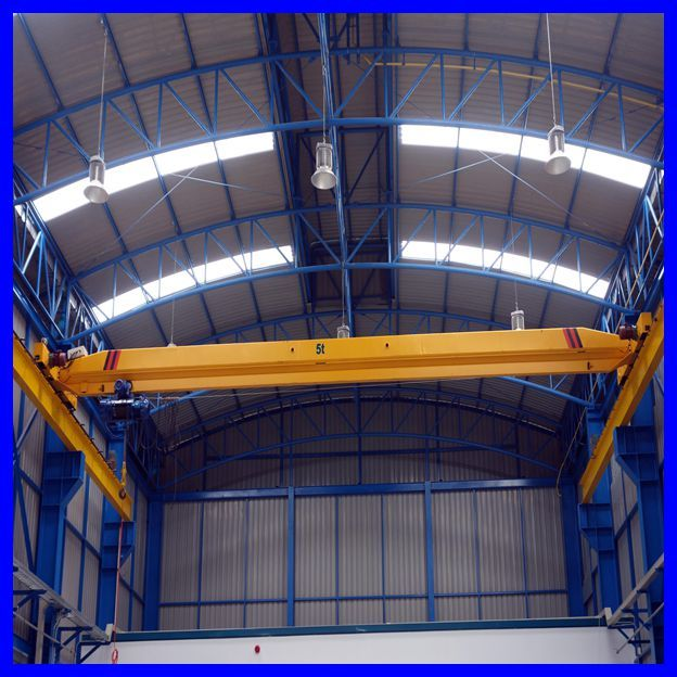 1t single girder briage crane