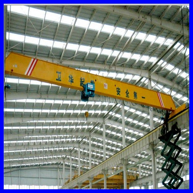 4t single girder briage crane