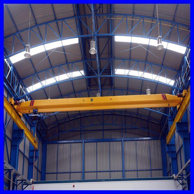Single Girder Bridge Crane with ISO