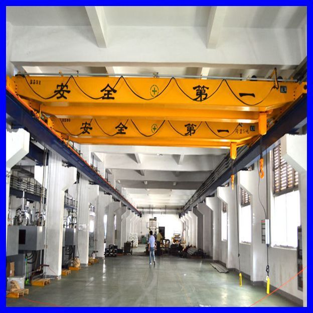 Double Girder Bridge Crane with ISO
