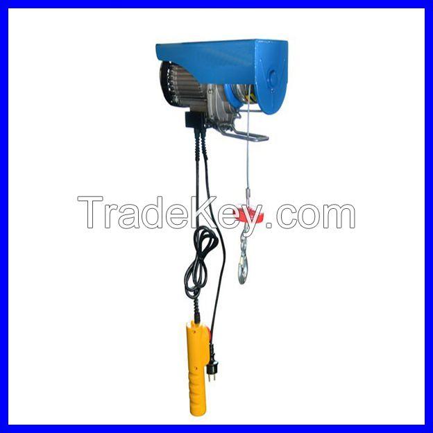 Electric Wire Rope Hoist 5t, 5 ton hoist