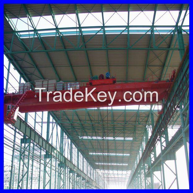 Double Girder top running Bridge Crane, EOT Crane