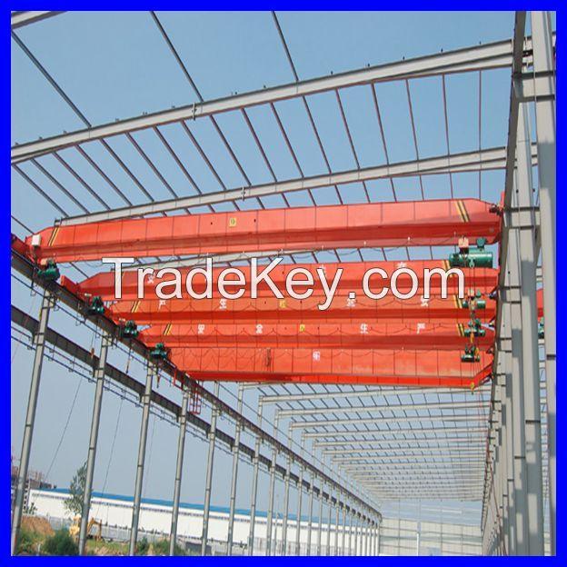 Single Girder Bridge Crane, EOT Crane