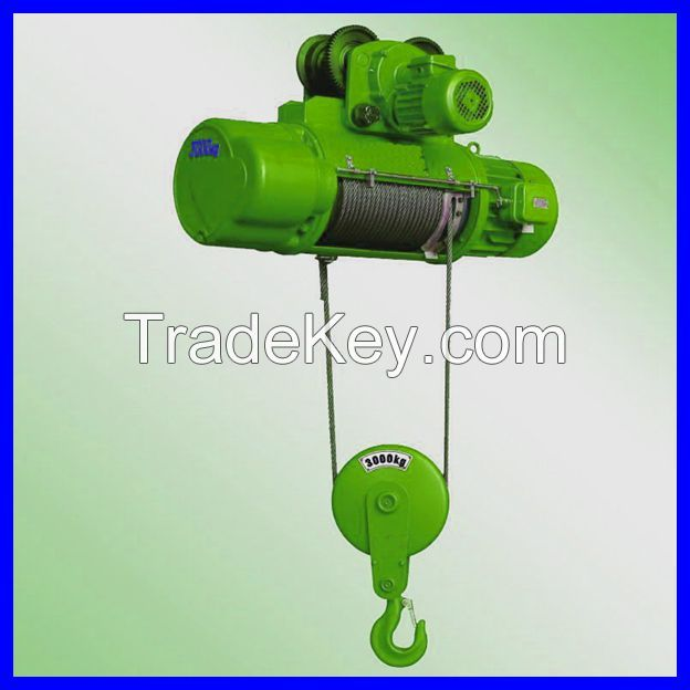 Electric Wire Rope Hoist, Contruction Hoist