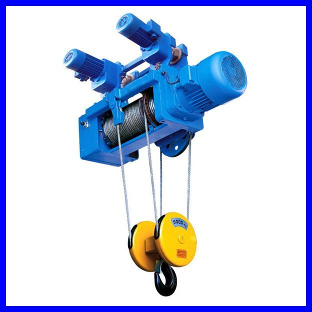 Electric Hoist, Wire Rope Hoist