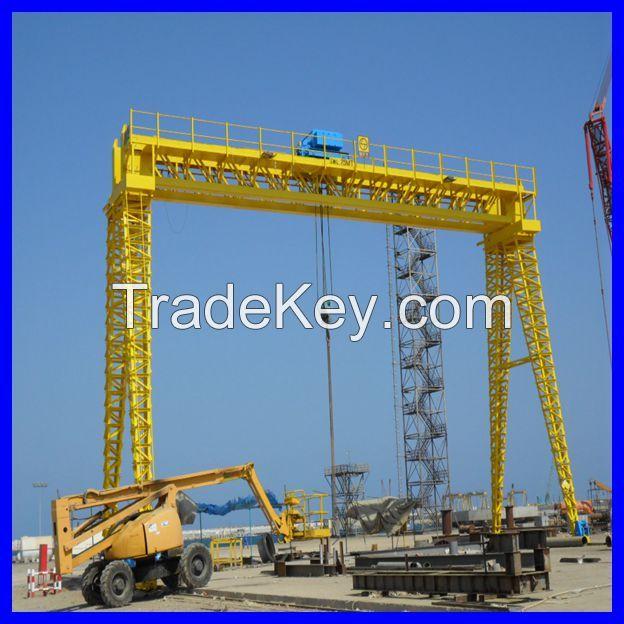 Double Girder Gantry Crane, Portal Crane, Trussed Door Crane
