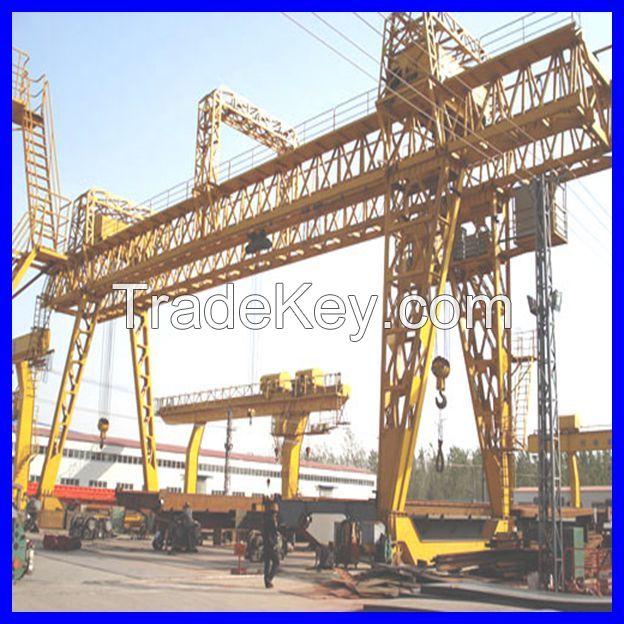 Double Girder Gantry Crane, Portal Crane