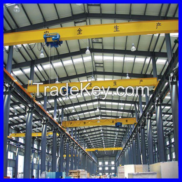 Materials Handling Equipment, Overhead Crane, Single Girder Overhead Crane 10 Ton