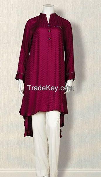 Shalwar kameez, kurties, tops