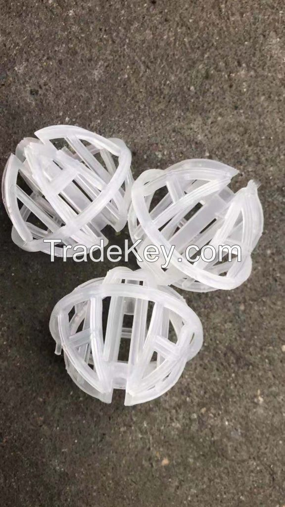 plastic ball TRI-PAK PACKING