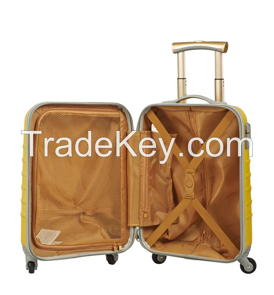 Good price ABS hardside luggage