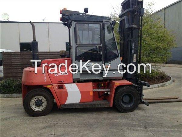 Kalmar DCE80-6HCS 8000kg Forklift